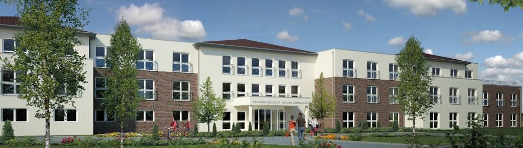 Seniorenresidenz Südbrookmerland: Idyllische Lage in Ostfriesland